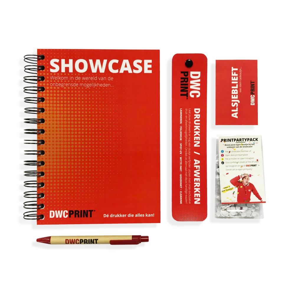 dwcprint showcase