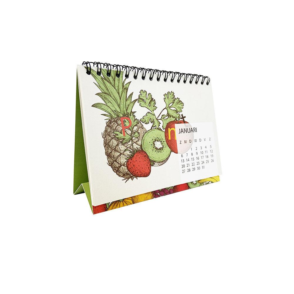 Bureaukalenders drukken
