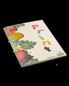 Brochures met oognieten