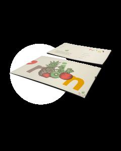 Compliment cards drukken