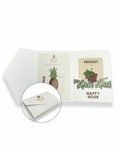 Pocketfold kaarten