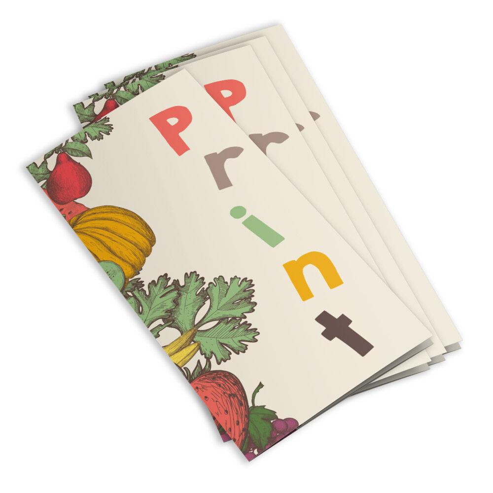 Folders drukken (vanaf 1000 stuks)