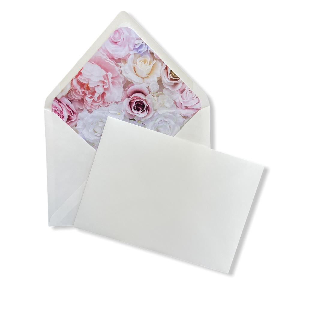 Inlegvellen voor enveloppen
