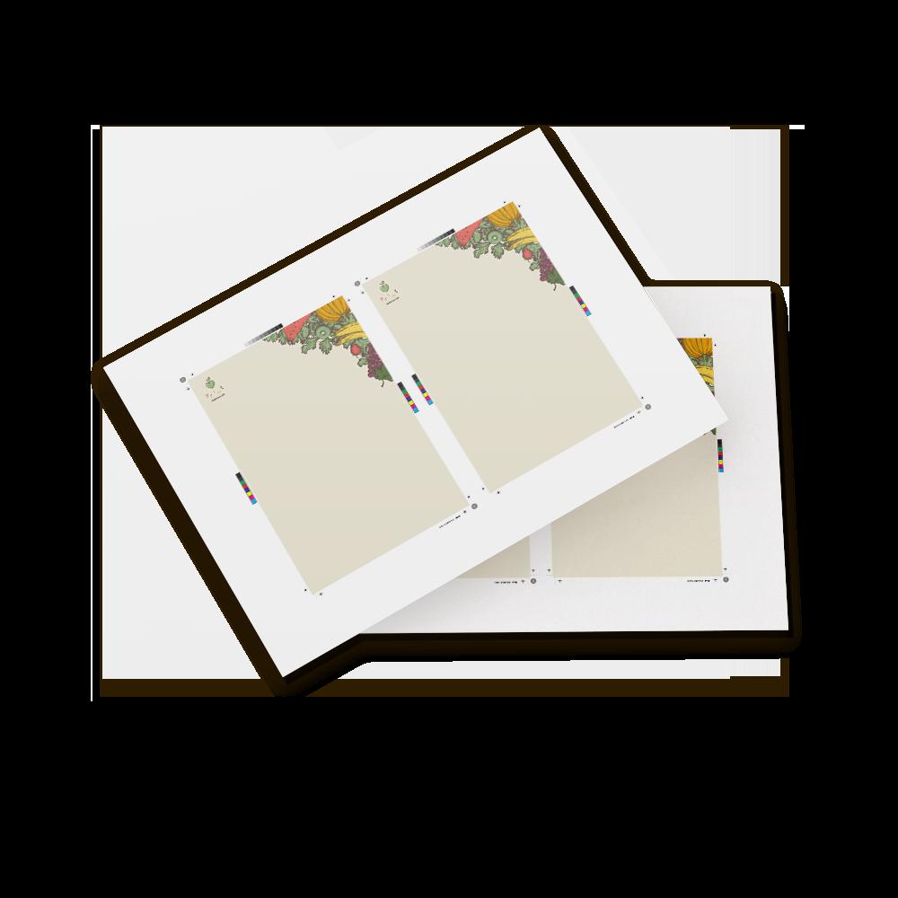 Plano drukvellen Kodak Nexpress